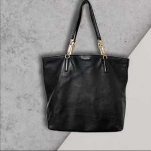 Coach Madison leather tote